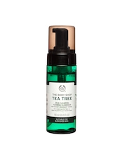 THE BODY SHOP Unisex Tea Tree Skin Clearing Foaming Cleanser