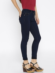 ONLY Women Blue Skinny Fit Jeans
