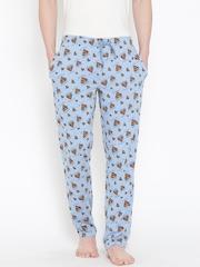 Superman Blue Printed Pyjamas SP1DPA672