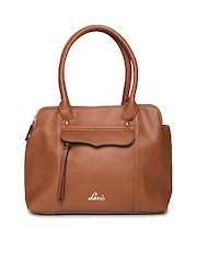 Lavie Brown Shoulder Bag