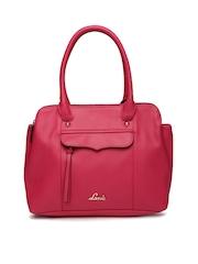 Lavie Pink Shoulder Bag