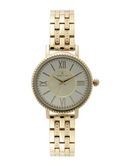 Daniel Klein Premium Women Gold-Toned Dial Watch DK10733-2
