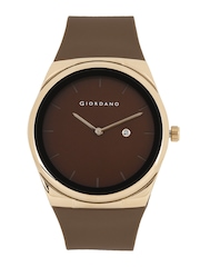 GIORDANO Women Brown Analogue Watch 2811-02