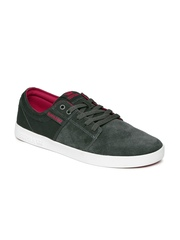 8ad5d89be8 Supra Men Charcoal Solid Regular Sneakers Supra Casual Shoes available at  Myntra for Rs.2519