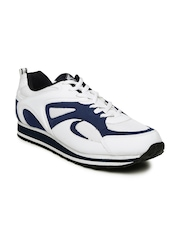 Power Men White Cristiano Running Shoes