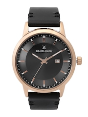 Daniel Klein Premium Men Black Dial Watch DK11132-1