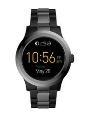 Fossil Men Q Founder 2.0 Touchscreen Black Smartwatch FTW2117