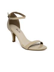 Inc 5 Women Beige Heels