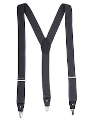 Alvaro Castagnino Black Suspenders