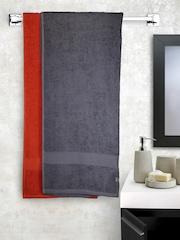 Raymond Home Set of 2 Cotton Bath Towels
