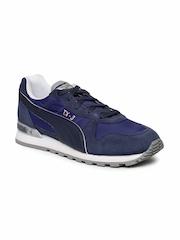 Puma Unisex Navy IDP Sports Shoes