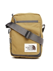 The North Face Unisex Brown Poquito Messenger Bag