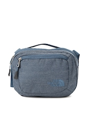 The North Face Unisex Navy Roo II Travel Bag
