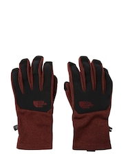 The North Face Unisex Black & Burgundy Canyonwall Etip Gloves
