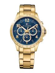Tommy Hilfiger Men Blue Dial Chronograph Watch TH1781643J