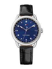 Tommy Hilfiger Women Navy Dial Watch TH1781739J