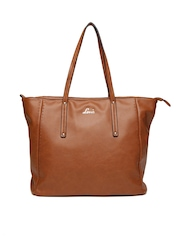 Lavie Tan Brown Shoulder Bag