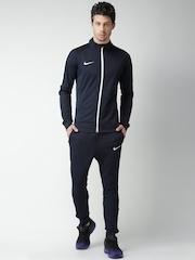 Nike Men Navy Blue AS M NK Tracksuit