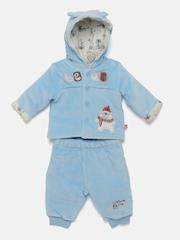 FS Mini Klub Boys Blue Clothing Set