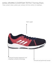 Adidas Women Navy Arianna Clodfoam Training Shoes
