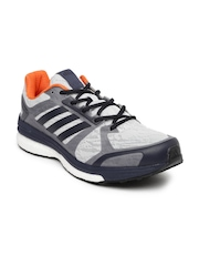 5e627cd85 Adidas Men Grey Supernova Sequence 9 M Running Shoes available at Myntra  for Rs.9799