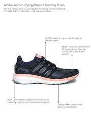 Adidas Women Navy Energy Boost 3 Running Shoes