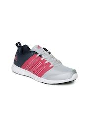 Adidas Women Grey & Pink Adispree Running Shoes