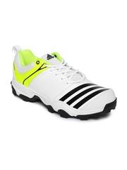 Adidas Men White 22 YARDS TRAINER Cricket Shoes