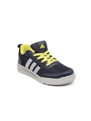 Adidas Kids Navy LK TR DES 1 Training Shoes