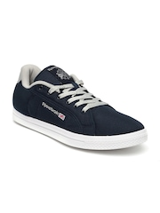 Reebok Men Navy Blue Court LP Sneakers