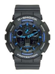 CASIO Men G-shock Black Analogue & Digital Watch G271