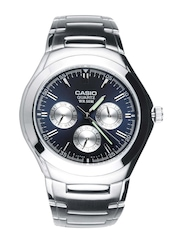 Casio Men Analog Steel Watch