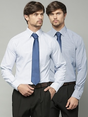 Marks & Spencer Pack of 2 Tailored Fit Formal Shirts