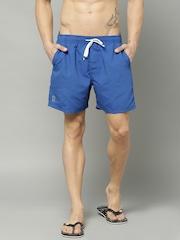 Marks & Spencer Blue Swim Shorts