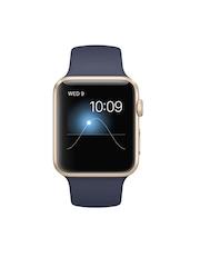 Apple Series 1 Unisex Navy 42 mm Smart Watch
