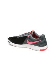 Nike Women Black Flex Experience Running Shoes