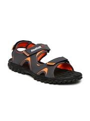7a9330ec5367d3 Reebok Adventure Chrome Lp Black Floater Sandals Reebok Men Black Axtrix  Sports Sandals Reebok Men Grey REEBEL Sports Sandals ...