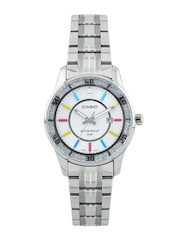 Casio Enticer Women Silver Analogue Watches (A806) LTP-1358D-7AVDF