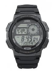 Casio Youth Series Men Black Digital Watch
