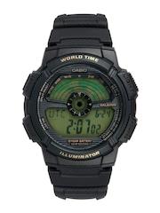 Casio Youth Series Men Black Digital Watch D086