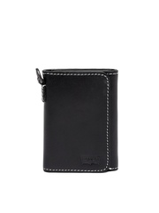 Levis Men Black Genuine Leather Wallet