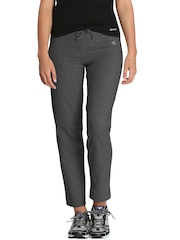 Jockey Women Charcoal Grey Lounge Pants