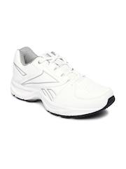 Reebok Men White Comfort Run LP Running Shoes