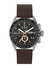 Fossil Men Black Dial Chronograph Watch CH2885I