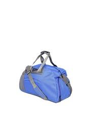 President Unisex Blue & Grey Duffel Bag