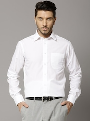 Marks & Spencer White Selection of 3 Formal Shirts