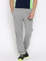 Jockey Men Grey Melange Modern Fit Track Pants