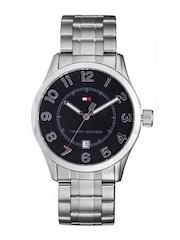Tommy Hilfiger Men Black Dial Watch NTH1710334J