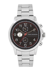 French Connection Men Black Dial Watch FC1131BMGN