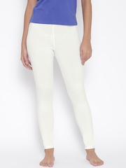 Jockey White Leggings